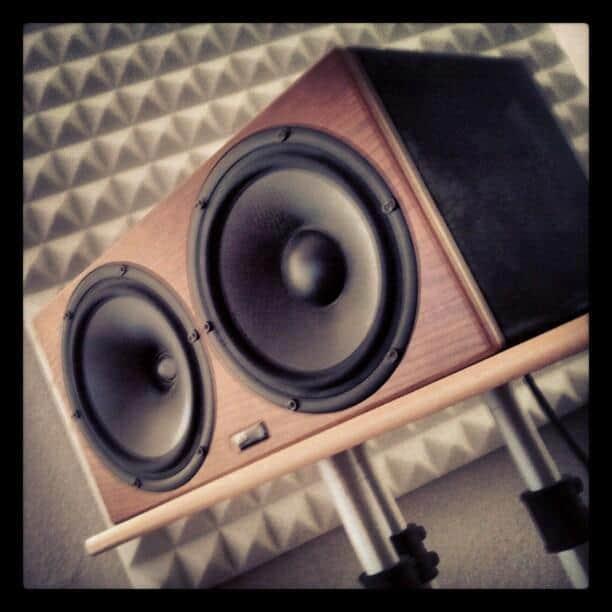 KS-Digital-C88 Main Monitor Speakers from Peak-Studios