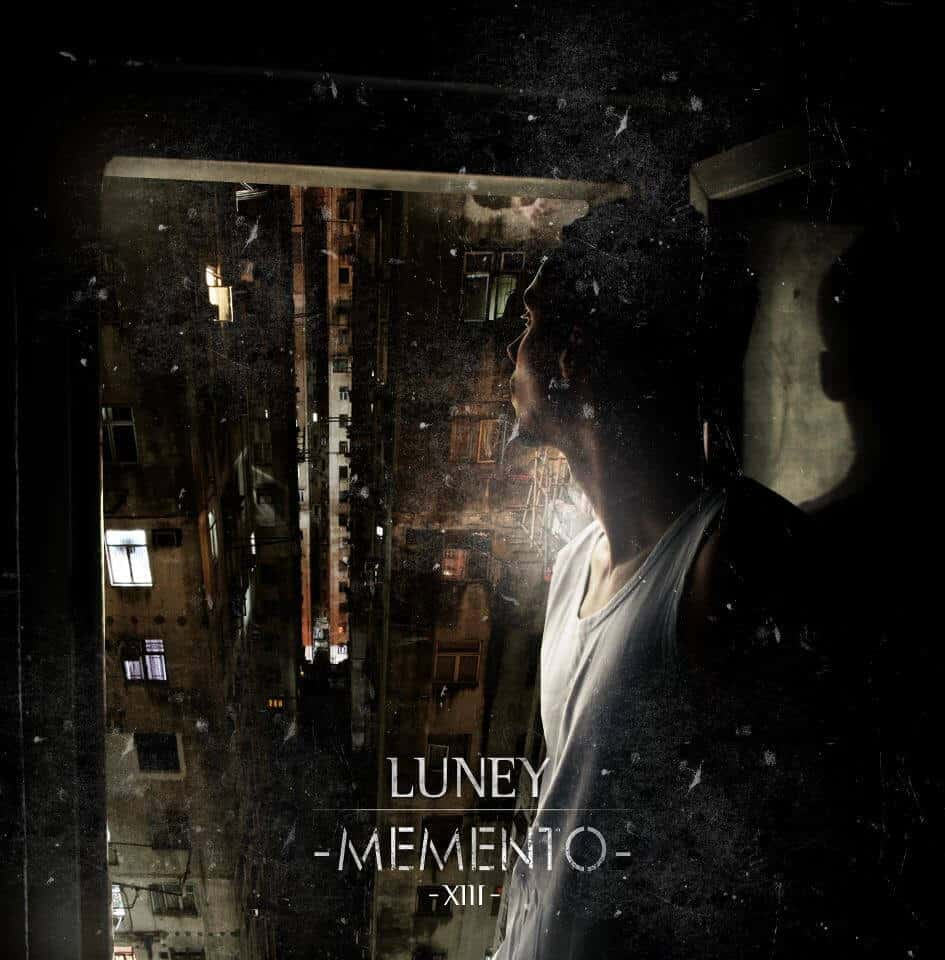 Luney Momento CD Cover