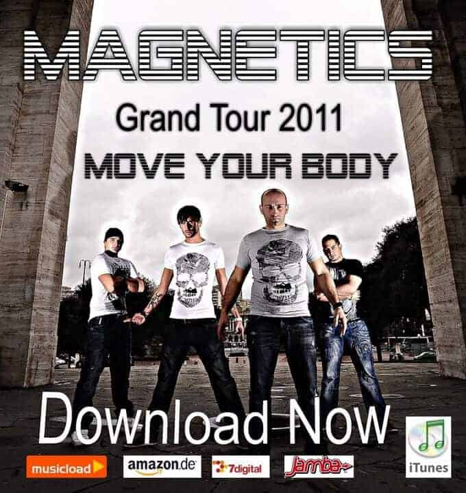 Magnetics - Move your body (Dubstep Remix) Cover