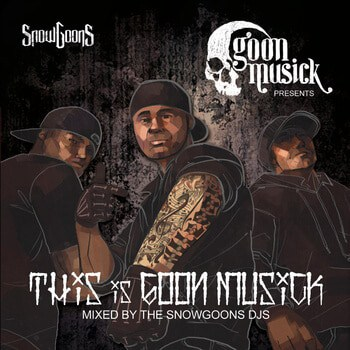 Snowgoons GoonMusick CD Cover