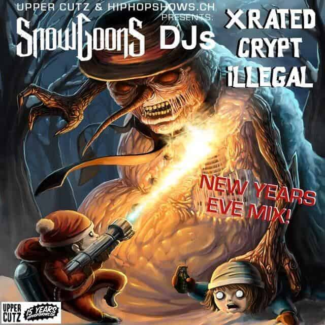 Snowgoons New years eve mix Cover