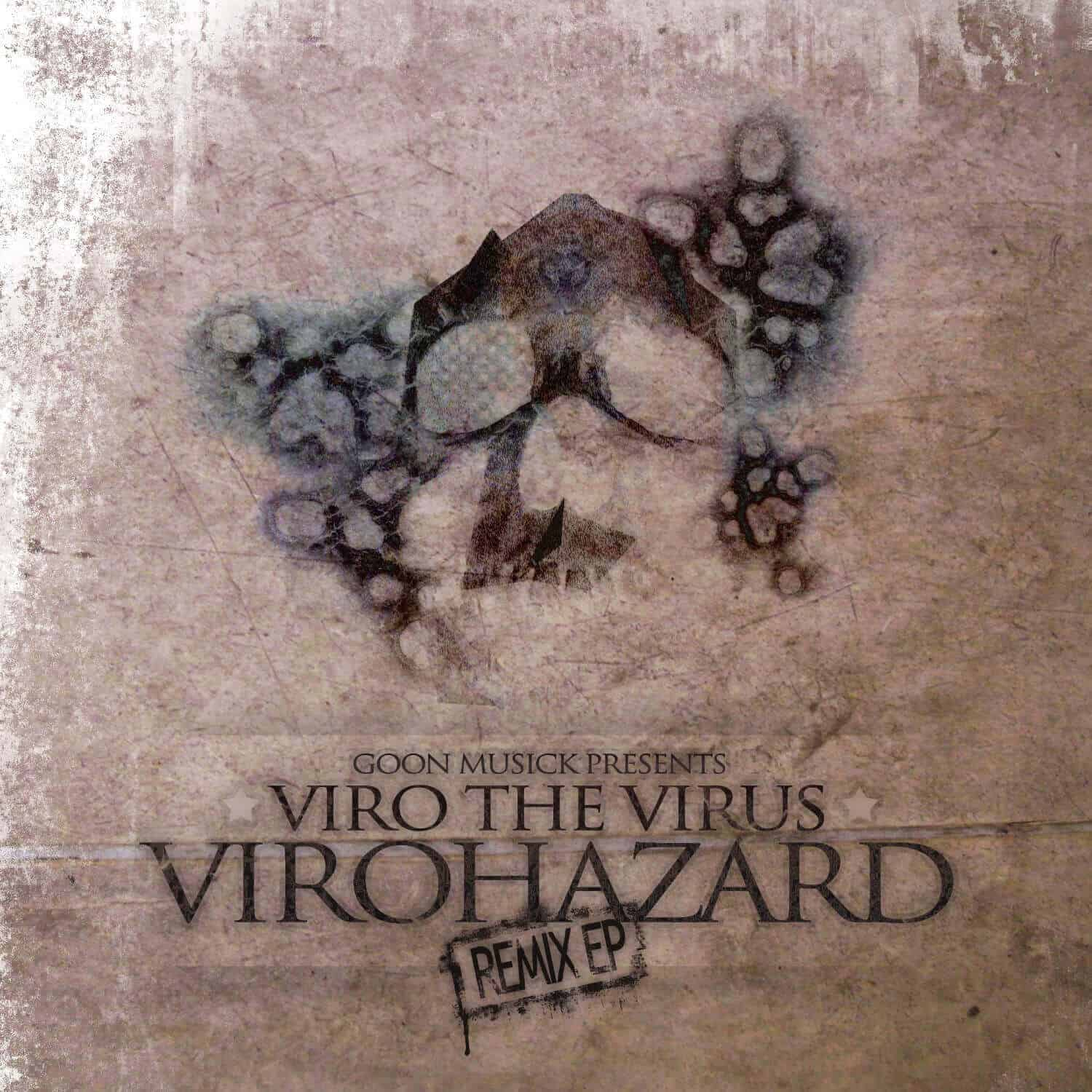 Viro the Virus - Virohazard Cover