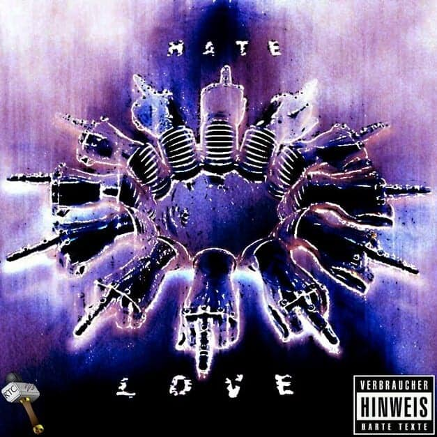 Hate and Love Cover