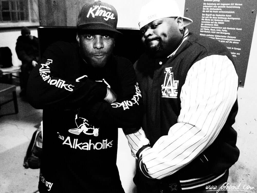 Tha Liks/ Cali Agents/ Lords of the Underground 6