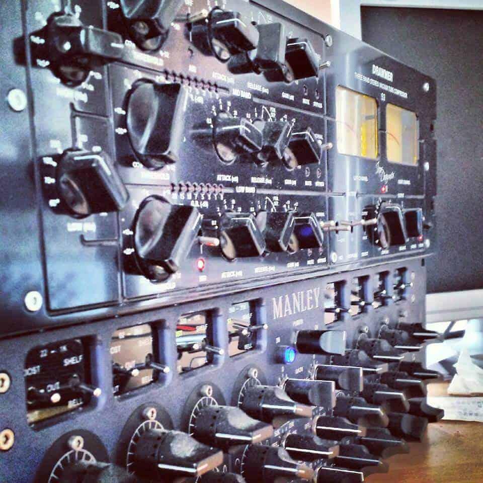 DRAWMER-S3, MANLEY MASSIVE PASSIVE bei Peak-Studios