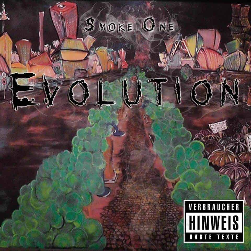 Smoke One Evolution CD Cover