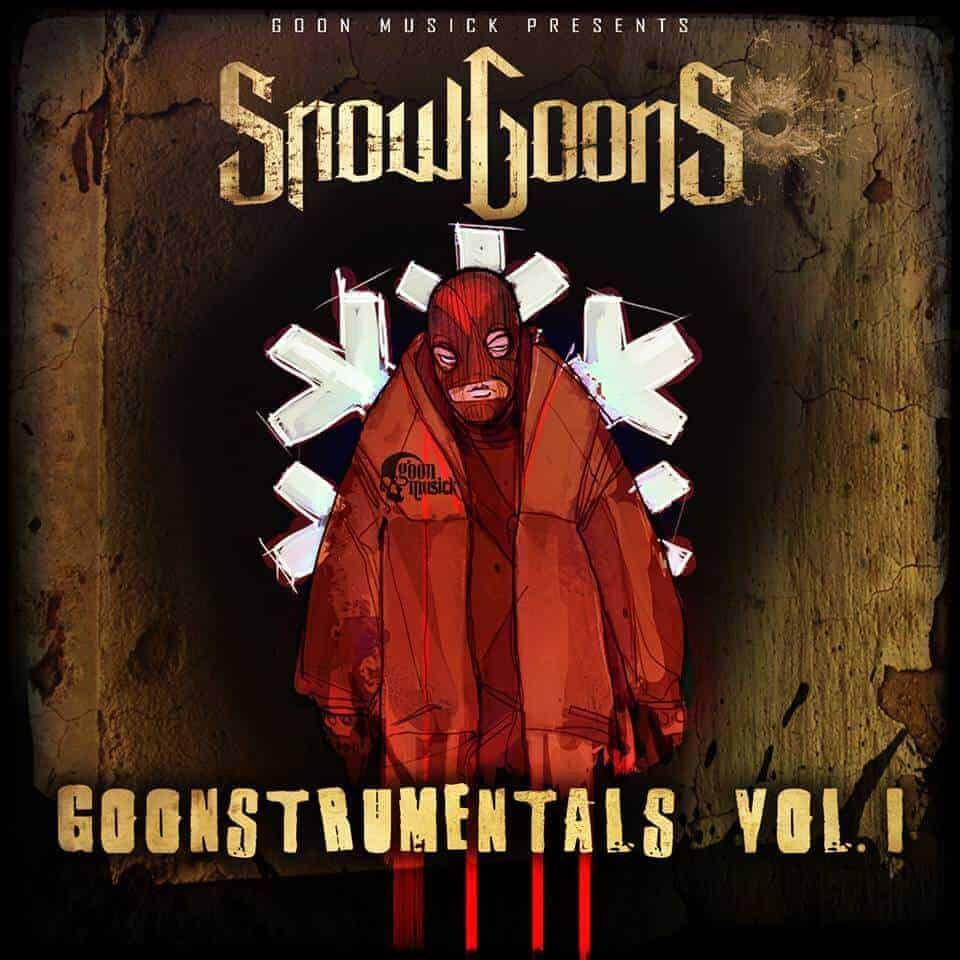 CD-Cover von Snowgoons - Goonstrumentals Vol. 1