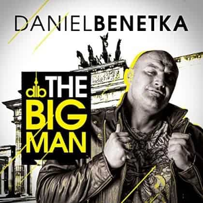 Daniel Benetka - The Big Men CD Cover