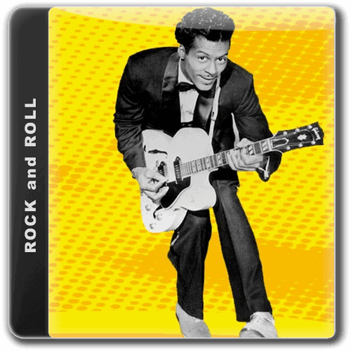 Rock and Roll Music Cover