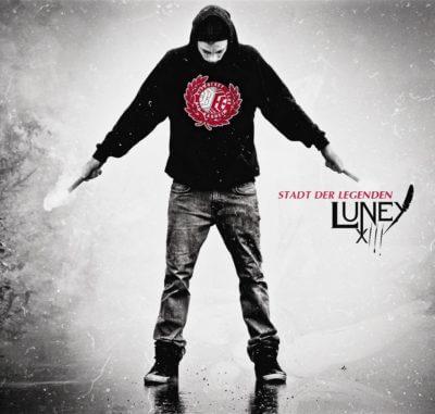 Luney - Stadt der Legenden Cover