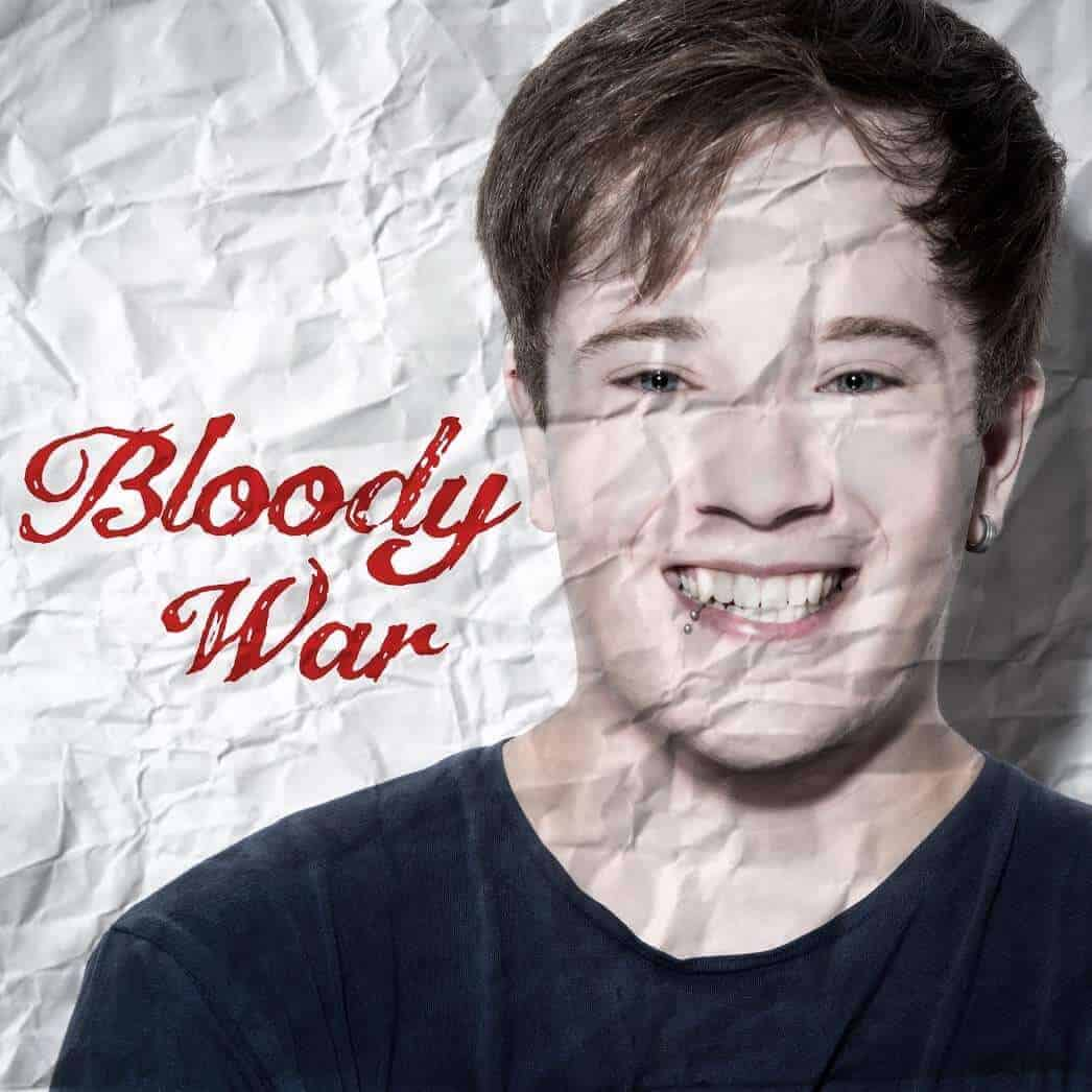 Ingo Roell - Bloody War (Remix) CD Cover