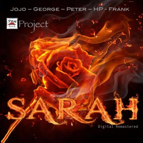 Pan Rock Project - Sarah (Digital Remastered)