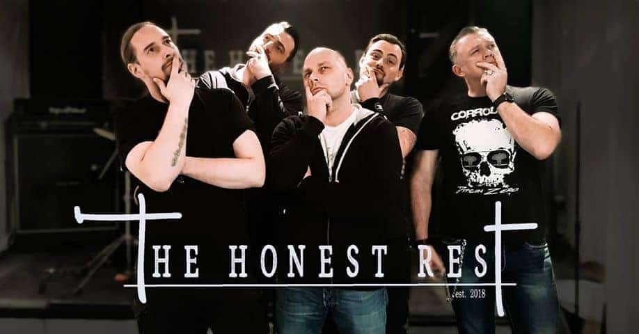 "Die Band ""The Honest Rest"""