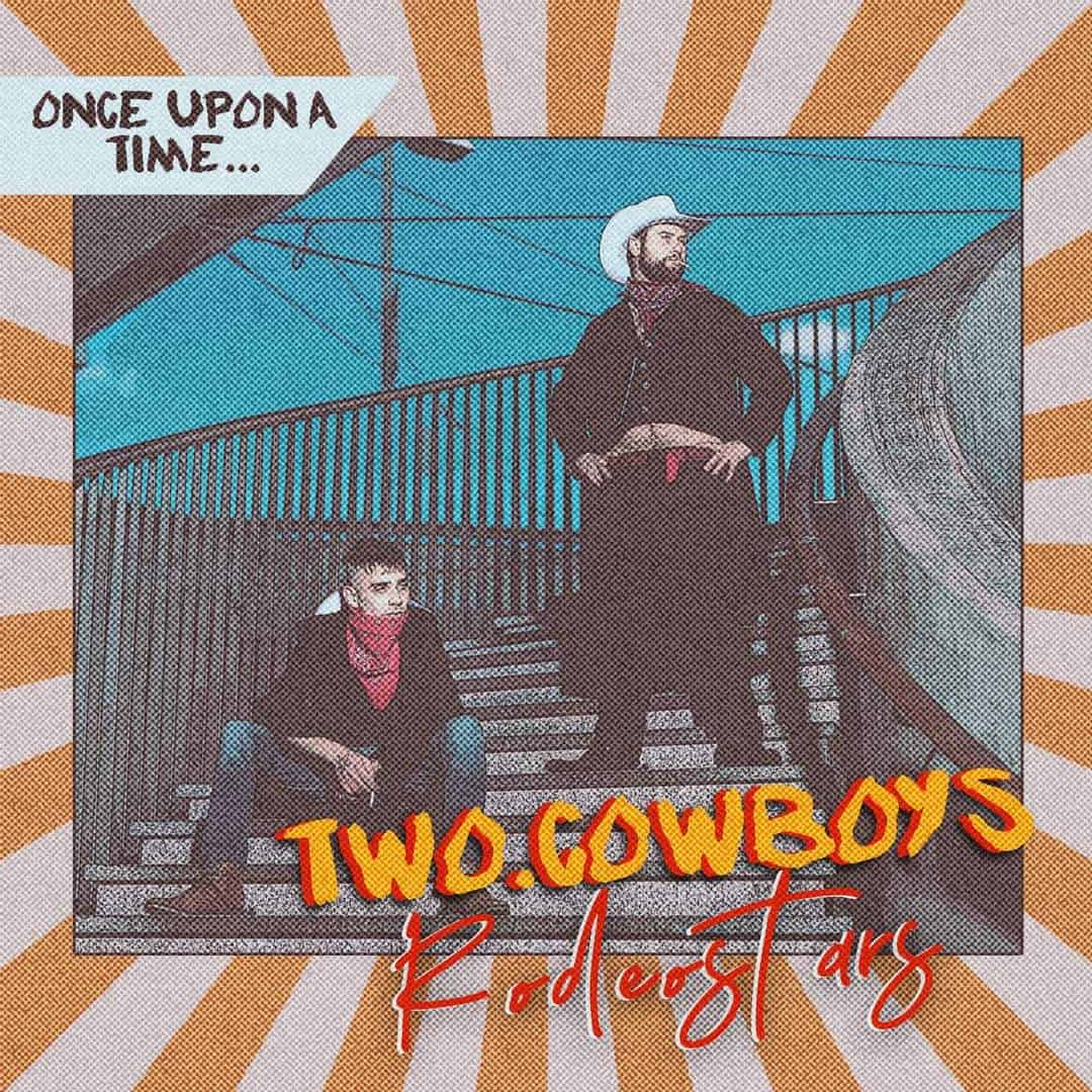 Two Cowboys Rodeo Coverart Mastering by Peak-Studios