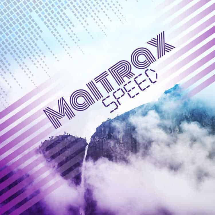 Maitrax Speed Coverart