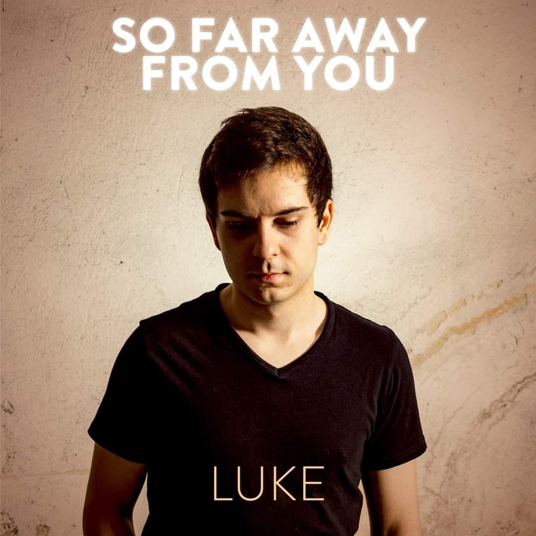 Luke - So far away from you Cover Art
