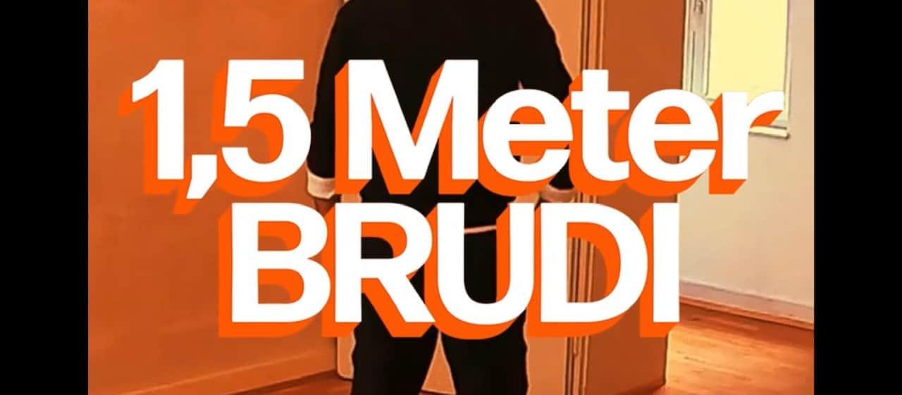 Brudi 1,5 Meter Track Mastering