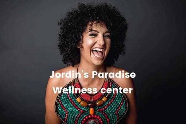 Rania Jaziri Jordans Paradise