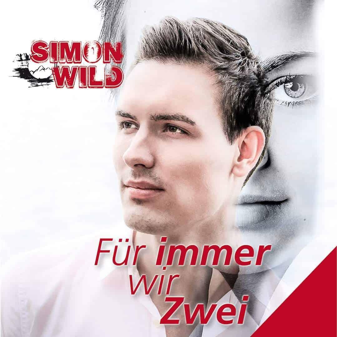 Simon Wild für immer wir zwei Coverart