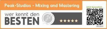 Bestes online Mastering und Mixing Studio - Wer kennt den Besten