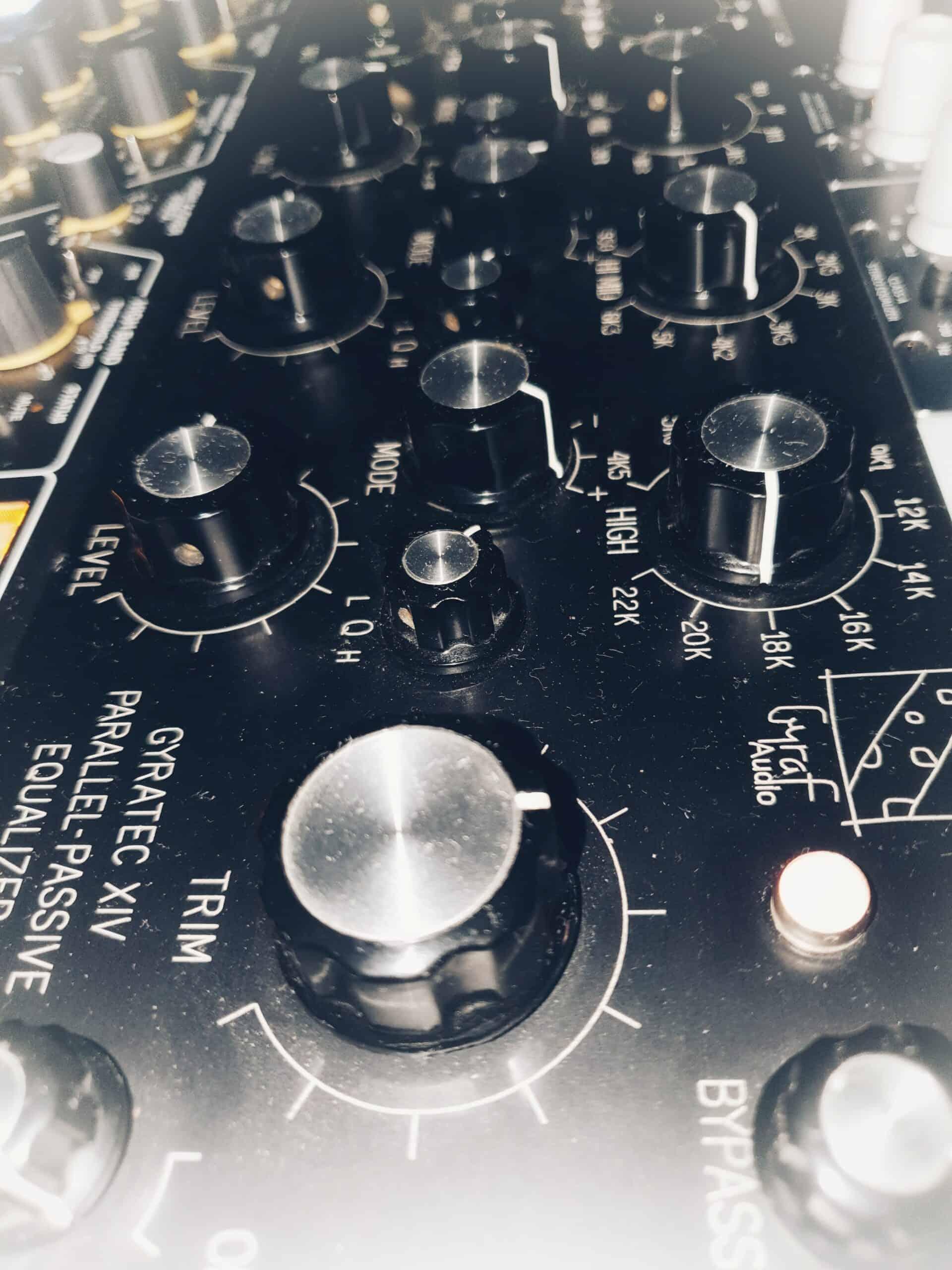 Equalizer Gyraf G13 Mixing und Mastering EQ