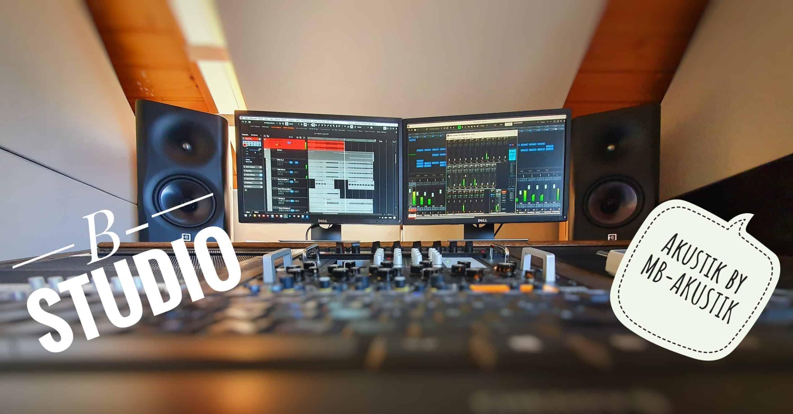 Mixing Mastering B-Studio