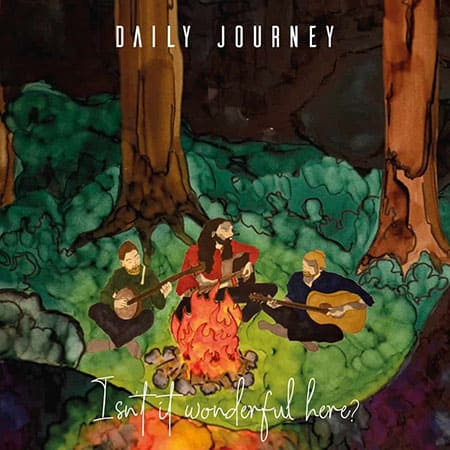 Daily Journey Isnt it wonderful here Coverart Mastering